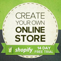 Create your own online shop