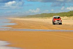 4wd Outback Australia